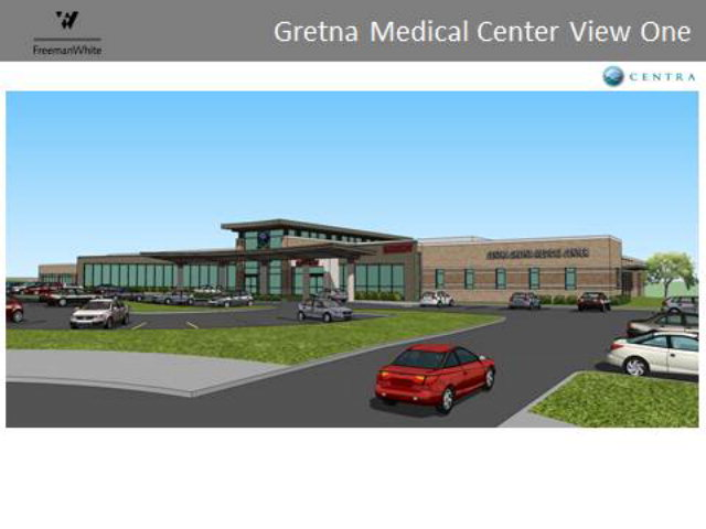 Centra Med. Center--w/in minutes